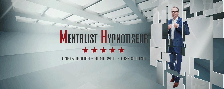 Mentalist - Gedankenleser - Hypnotiseur