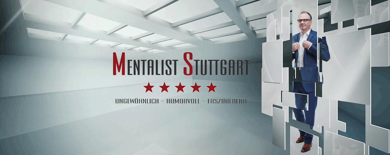 Mentalist für Stuttgart