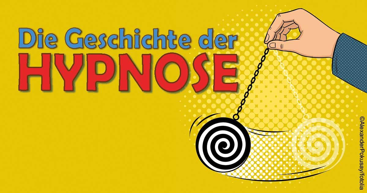 Podcast Die Geschichte der Hypnose