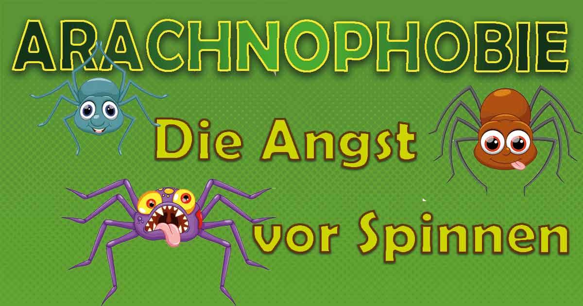 Hypnose gegen Spinnenangst