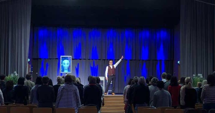 Mentalshow Gehirnwäsche Landshut