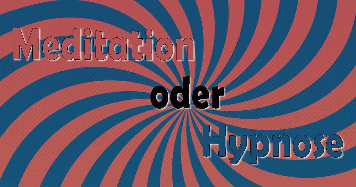 Podcast Dialoge mit dem Unterbewusstsein - Meditation oder Hypnose