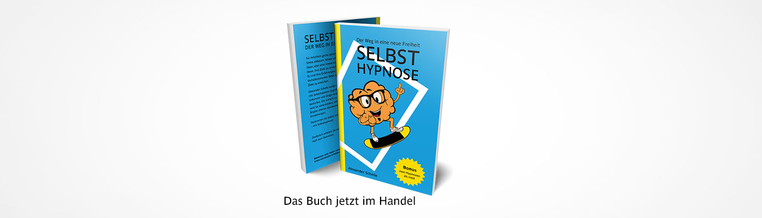 Buch Selbsthypnose lernen inklusive Hypnose